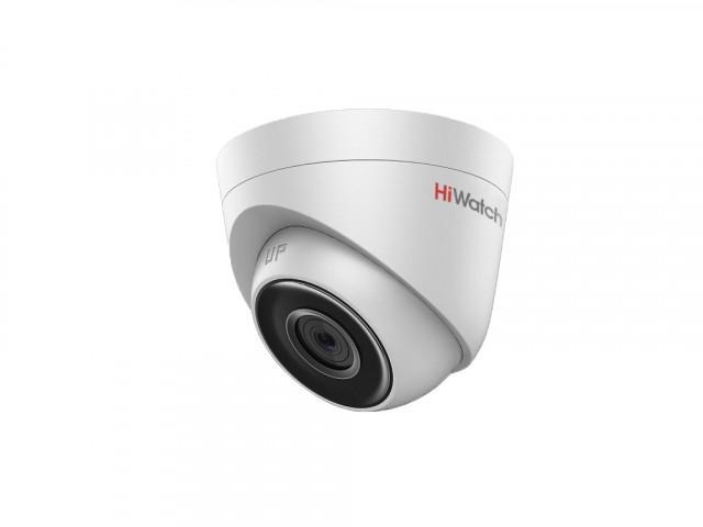 Фото - Камера видеонаблюдения Hiwatch Ds-i203 (2.8 mm) видео