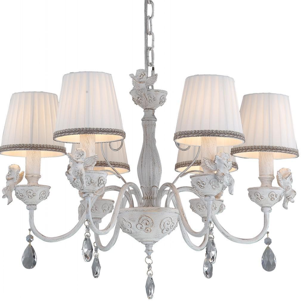 Светильник подвесной Arte lamp A5656lm-6wg arte lamp подвесная люстра arte lamp kiana a5656lm 6wg