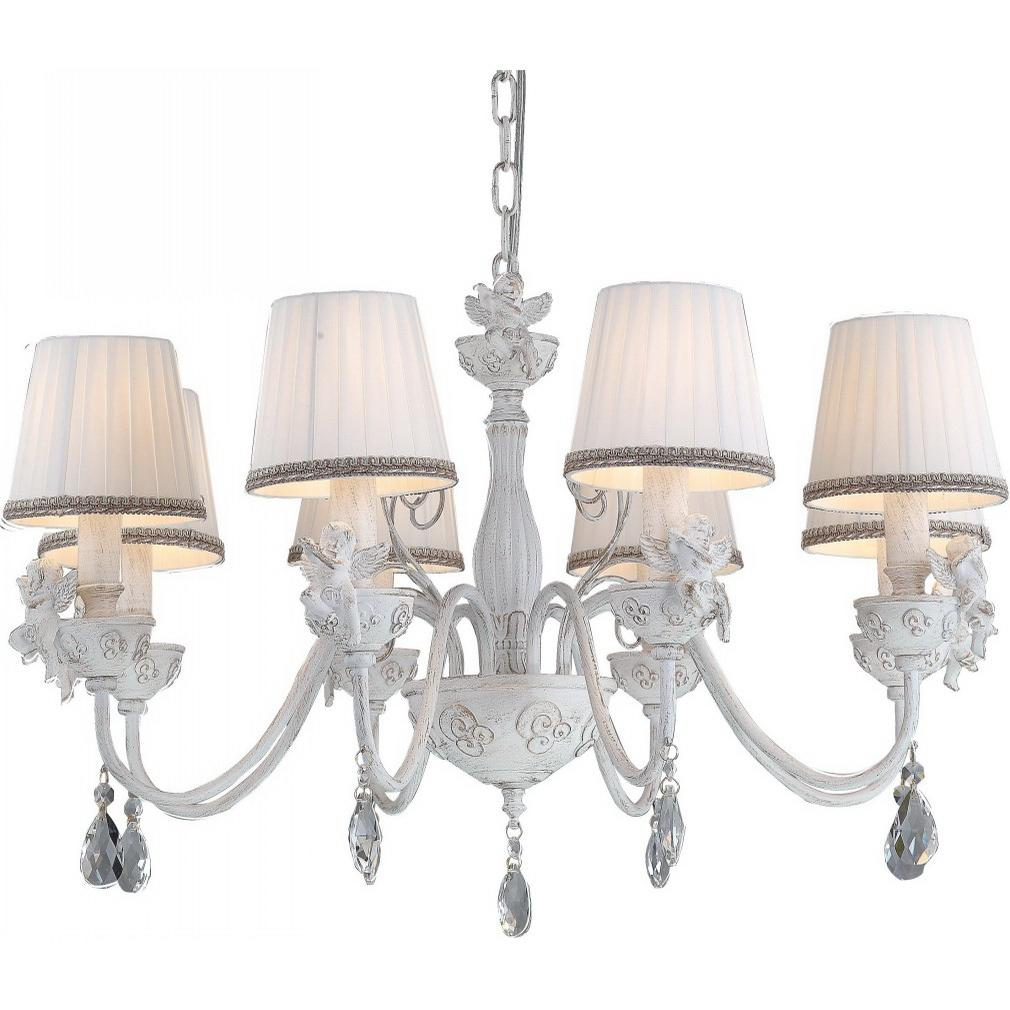 Светильник подвесной Arte lamp A5656lm-8wg arte lamp a5656lm 6wg