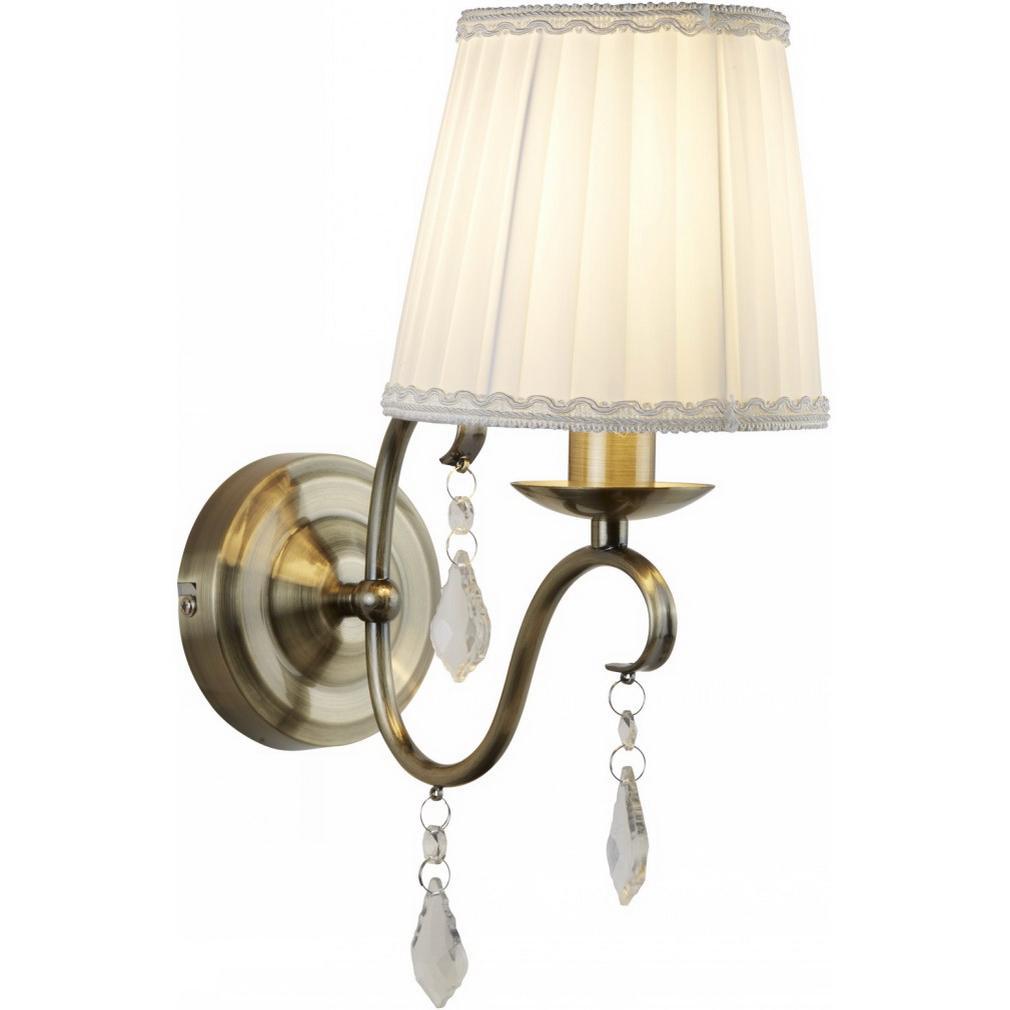 Светильник настенный Arte lamp A2313ap-1ab настенный светильник arte lamp regina a4298ap 1ab