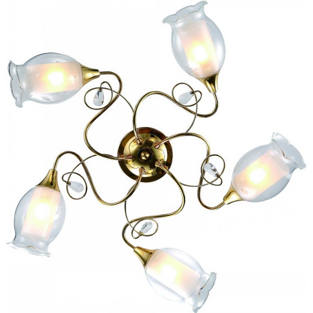 Светильник потолочный Arte lamp A9289pl-5go все цены