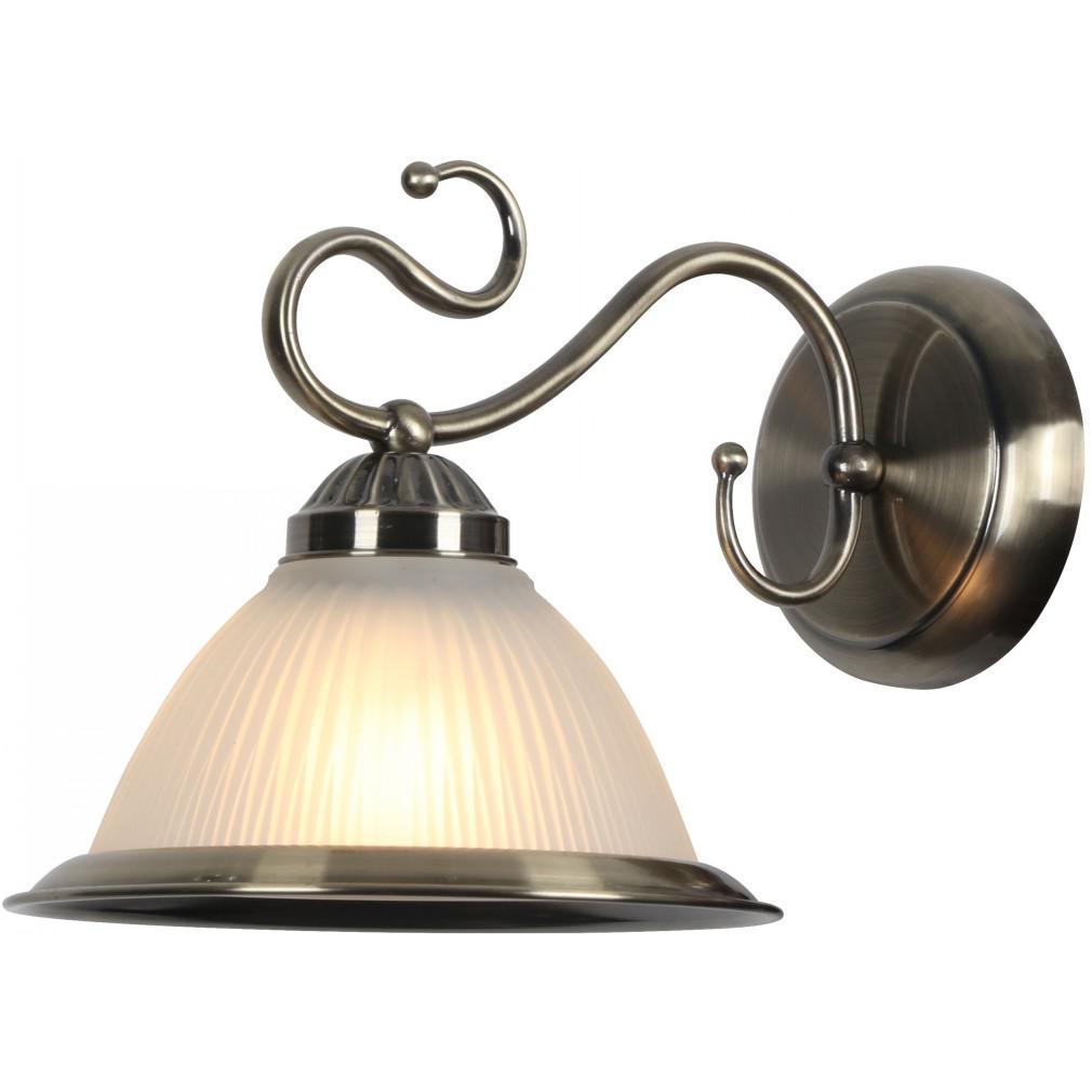 Светильник настенный Arte lamp A6276ap-1ab настенный светильник arte lamp interior a7107ap 1ab