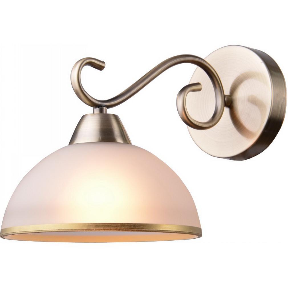 Светильник настенный Arte lamp A1221ap-1ab настенный светильник arte lamp regina a4298ap 1ab