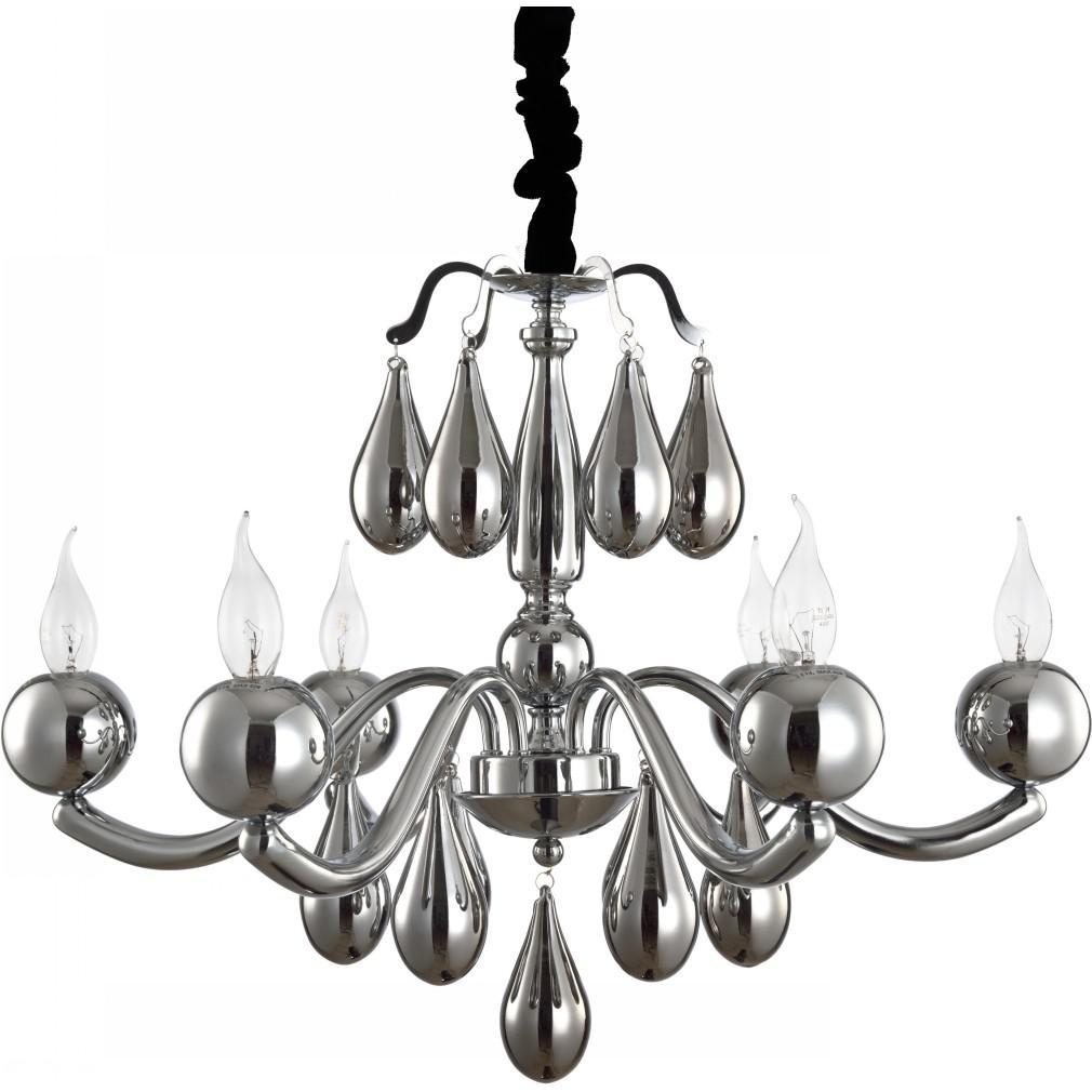 Светильник подвесной Arte lamp A3229lm-6cc подвесная люстра arte lamp sigma a3229lm 6cc