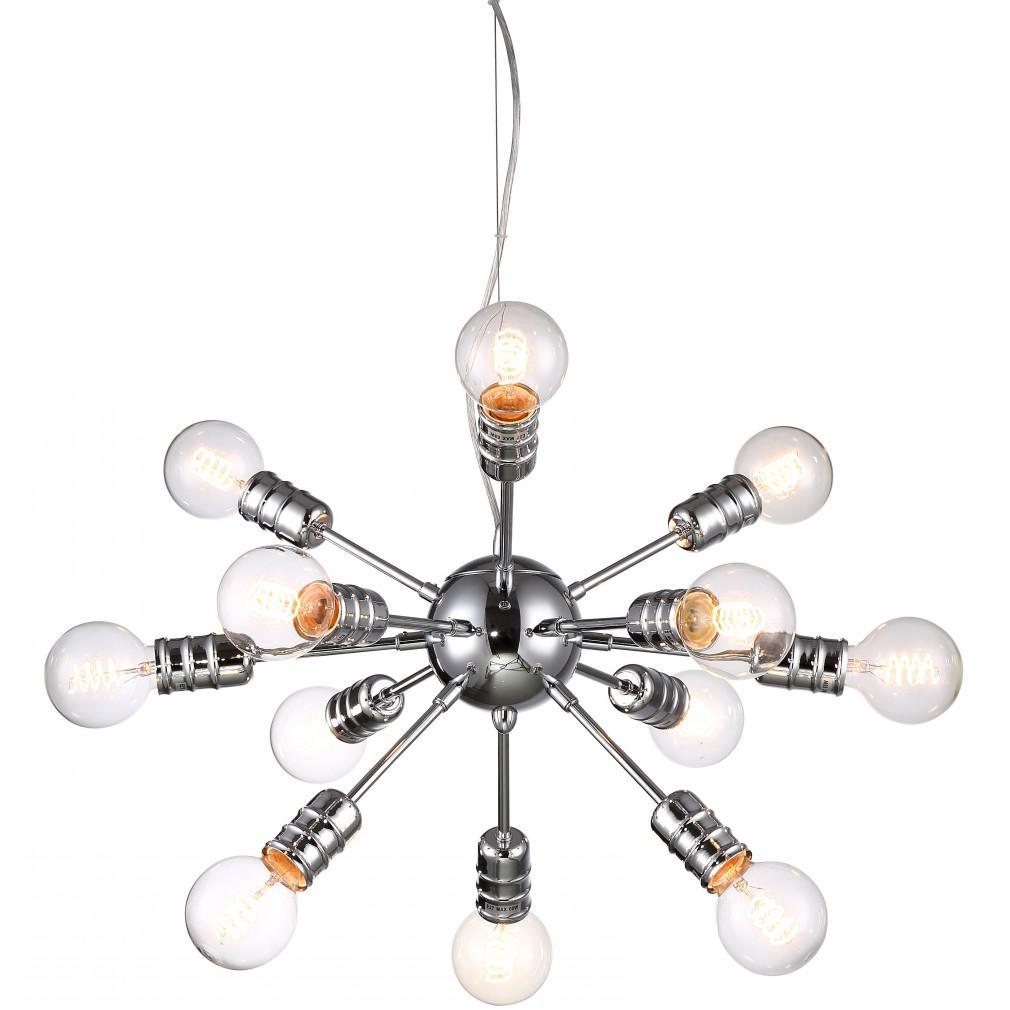 Светильник подвесной Arte lamp A9265sp-12cc люстра на штанге arte lamp arancia a9276lm 12cc