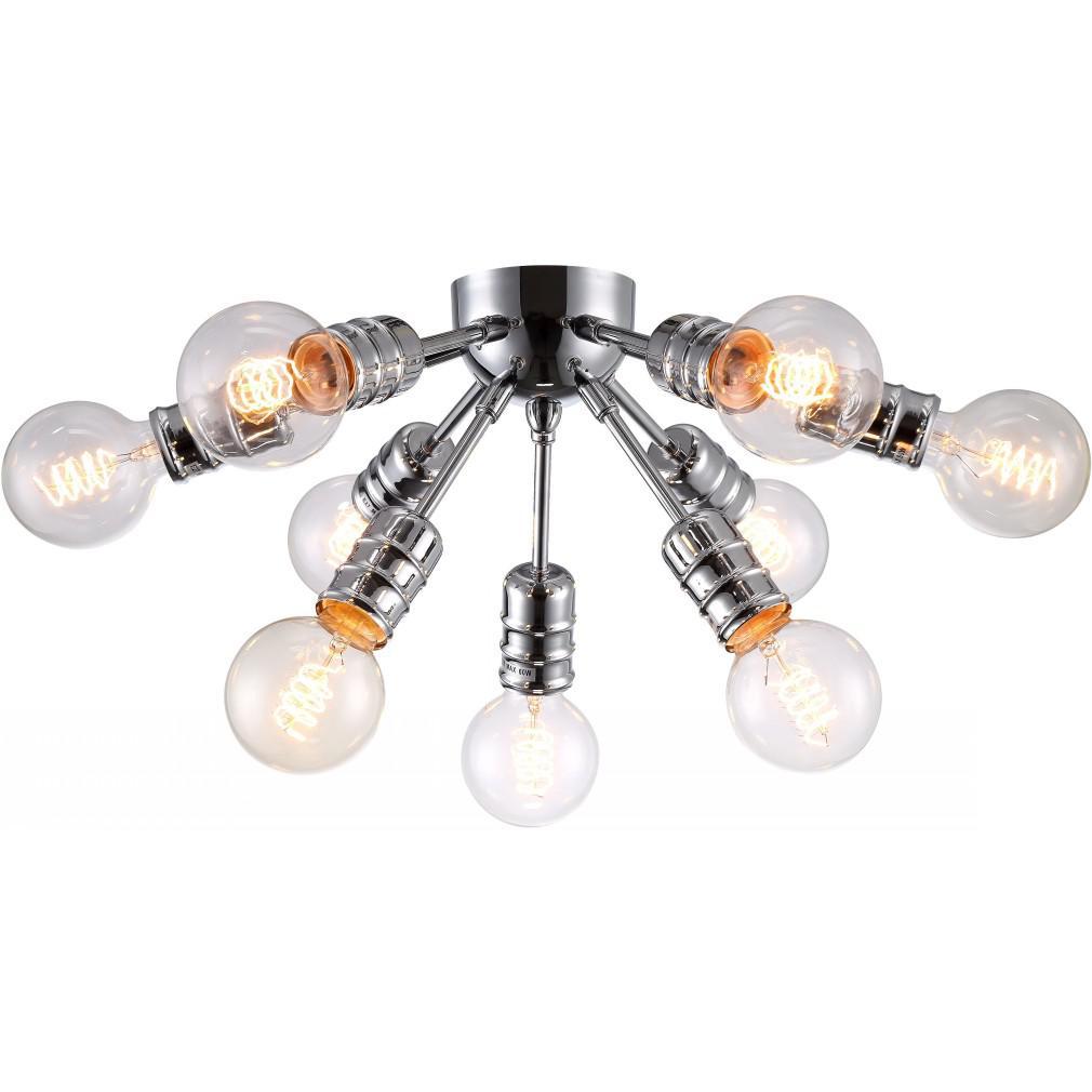 Светильник потолочный Arte lamp A9265pl-9cc потолочный светильник arte lamp incanto a4207pl 9cc