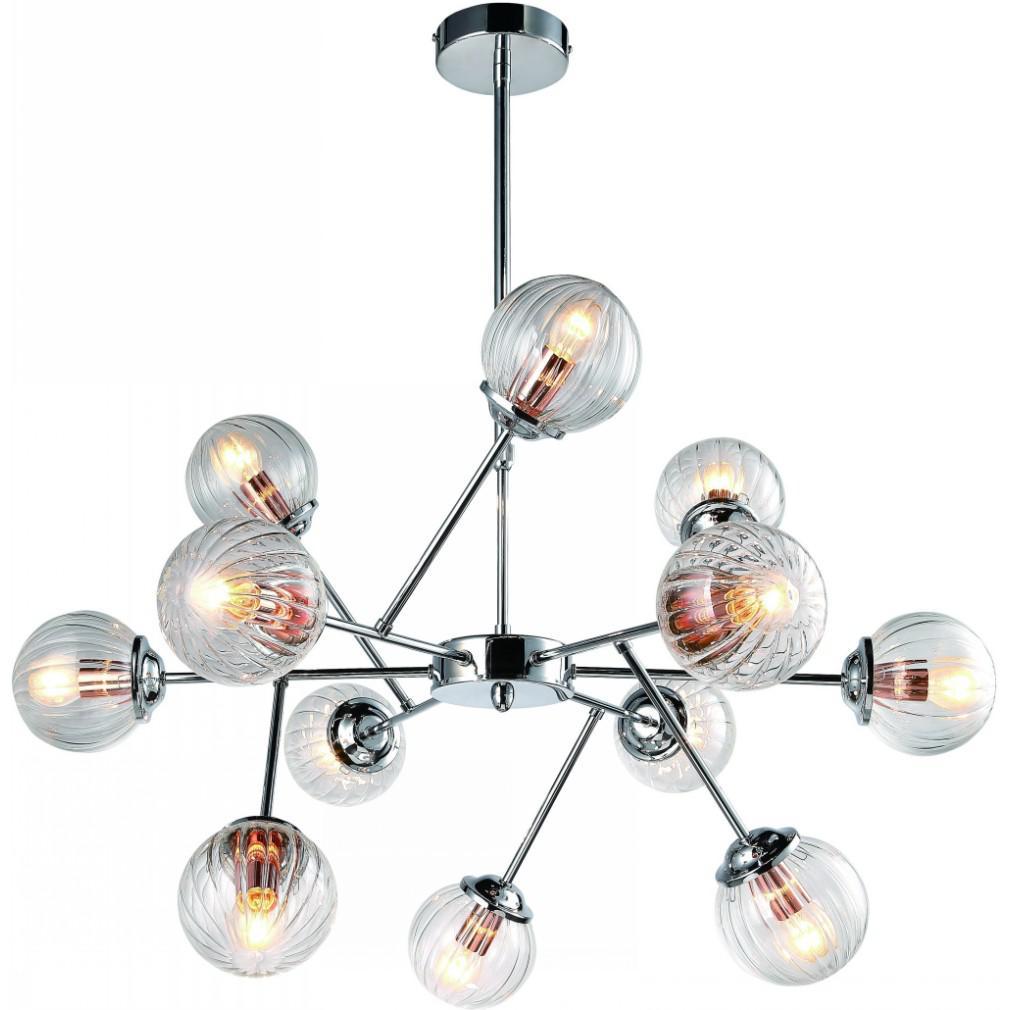 Светильник подвесной Arte lamp A9276lm-12cc люстра на штанге arte lamp arancia a9276lm 8cc