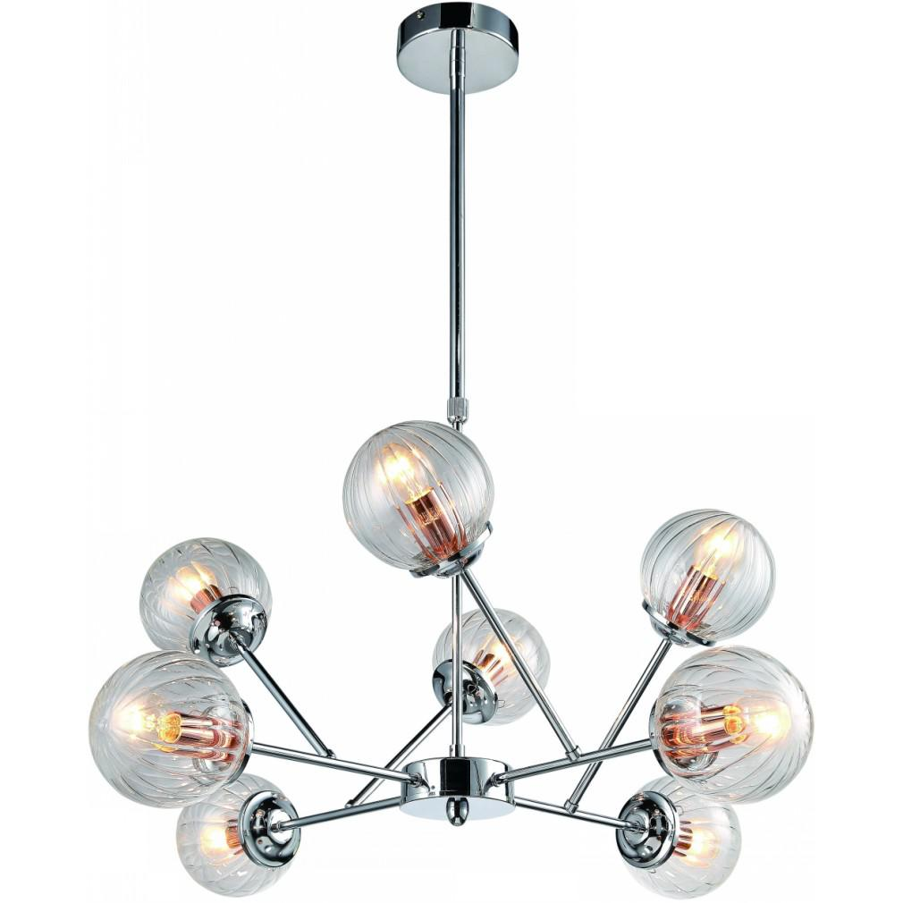 Светильник подвесной Arte lamp A9276lm-8cc люстра на штанге arte lamp arancia a9276lm 8cc