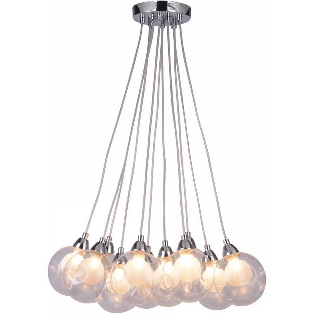 Светильник подвесной Arte lamp A3025sp-11cc накладной светильник arte lamp halo a7054pl 11cc