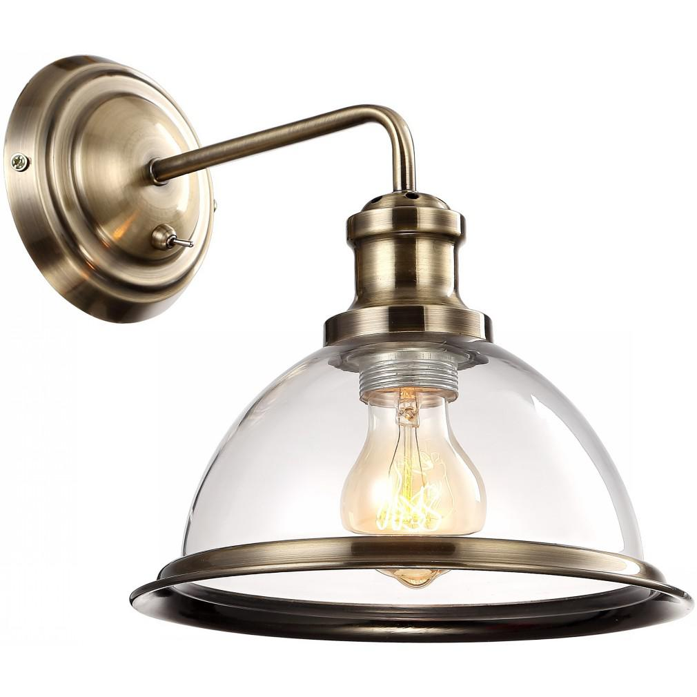 Светильник настенный Arte lamp A9273ap-1ab настенный светильник arte lamp regina a4298ap 1ab