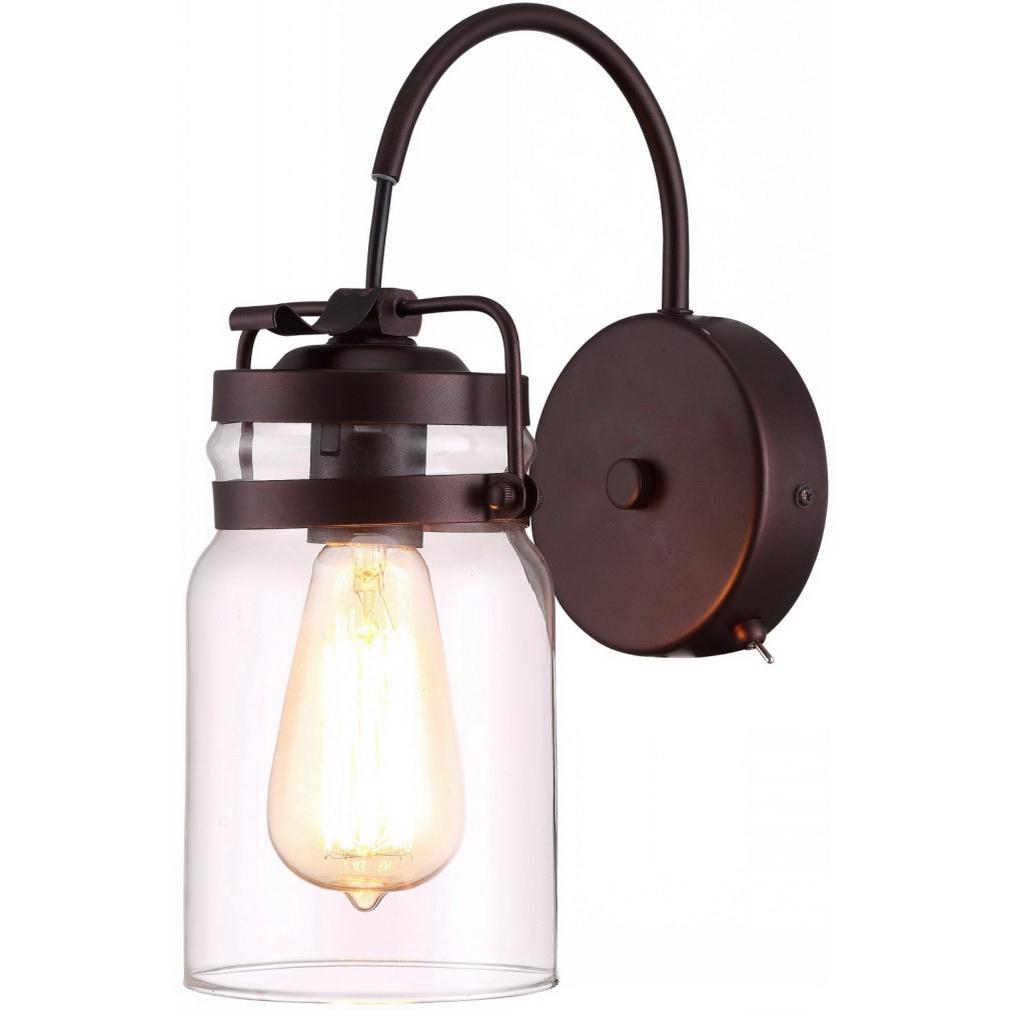 Светильник настенный Arte lamp A9179ap-1ck