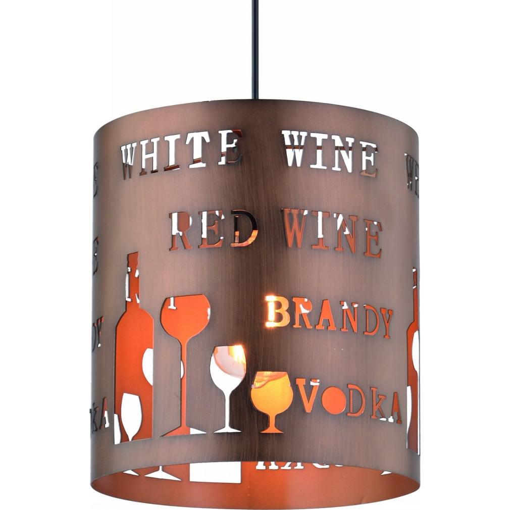 Фото - Светильник подвесной Arte lamp A1223sp-1br подвесной светильник caffetteria a1223sp 1br