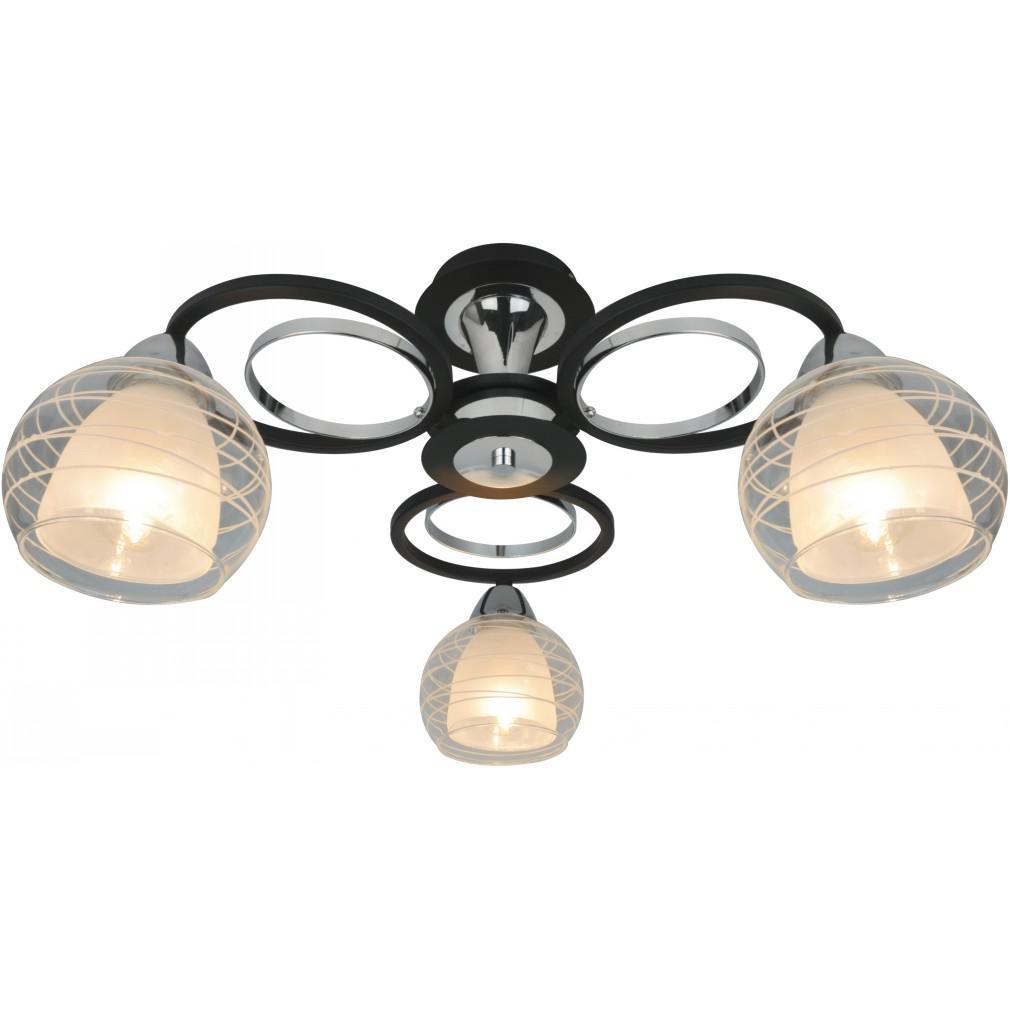 Купить Светильник потолочный Arte lamp A1604pl-3bk