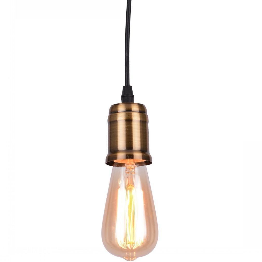 Светильник подвесной Arte lamp A4290sp-1bk