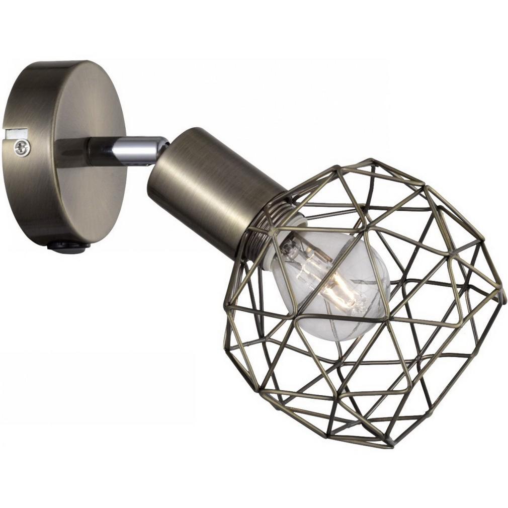 Светильник настенный Arte lamp A6141ap-1ab настенный светильник arte lamp interior a7107ap 1ab