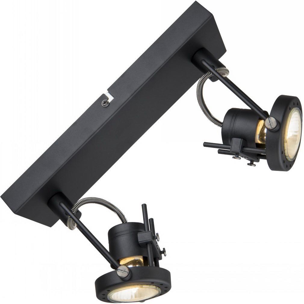 Светильник настенный Arte lamp A4300ap-2bk