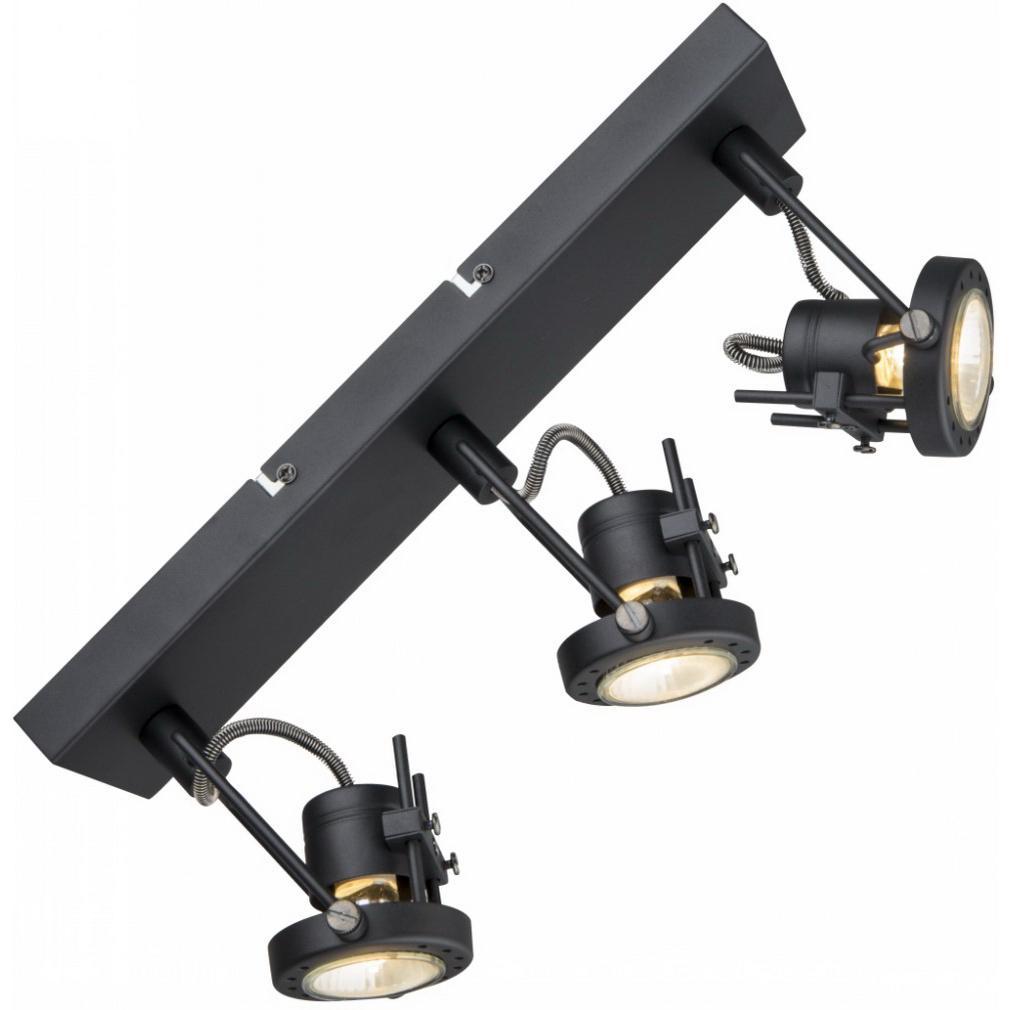 Светильник потолочный Arte lamp A4300pl-3bk накладной светильник arte lamp falcon a5633pl 3bk