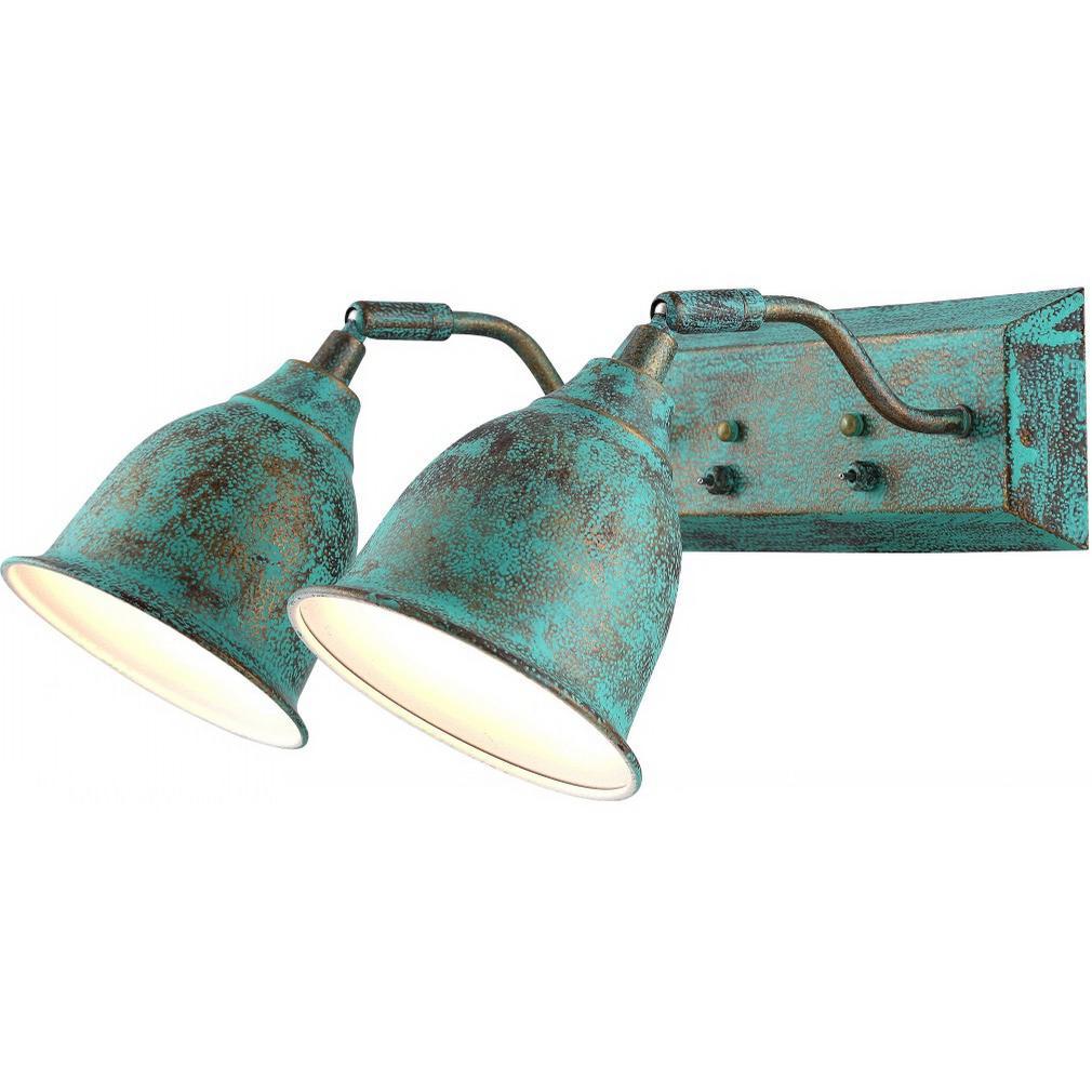 Светильник настенный Arte lamp A9557ap-2bg