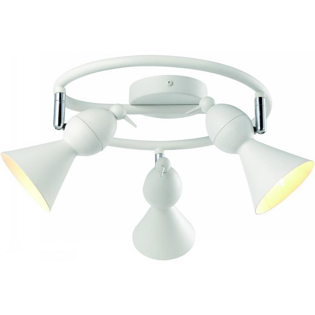 Светильник потолочный Arte lamp A9229pl-3wh потолочный светильник shirp a3211pl 3wh arte lamp 1182062