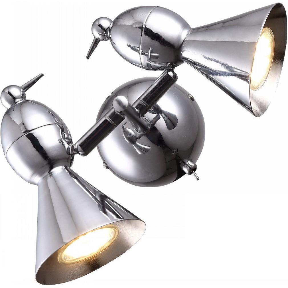 Светильник настенный Arte lamp A9229ap-2cc светильник настенный arte lamp rampa a9412ap 2cc 4650071252318