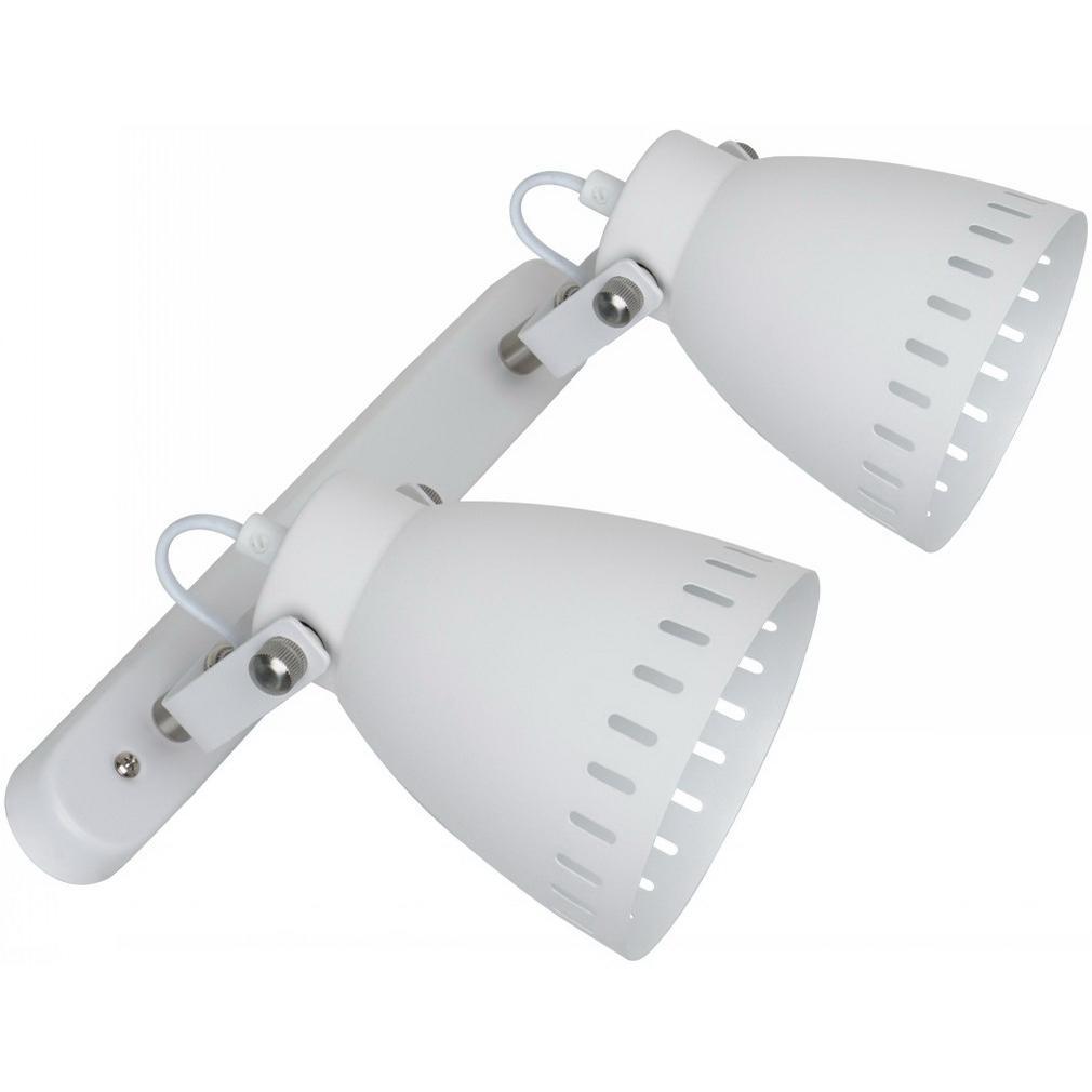 Купить Светильник настенный Arte lamp A2214ap-2wh