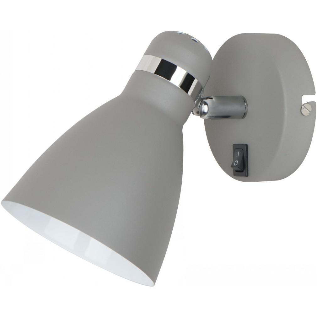Светильник настенный Arte lamp A5049ap-1gy arte lamp a5049ap 1gy