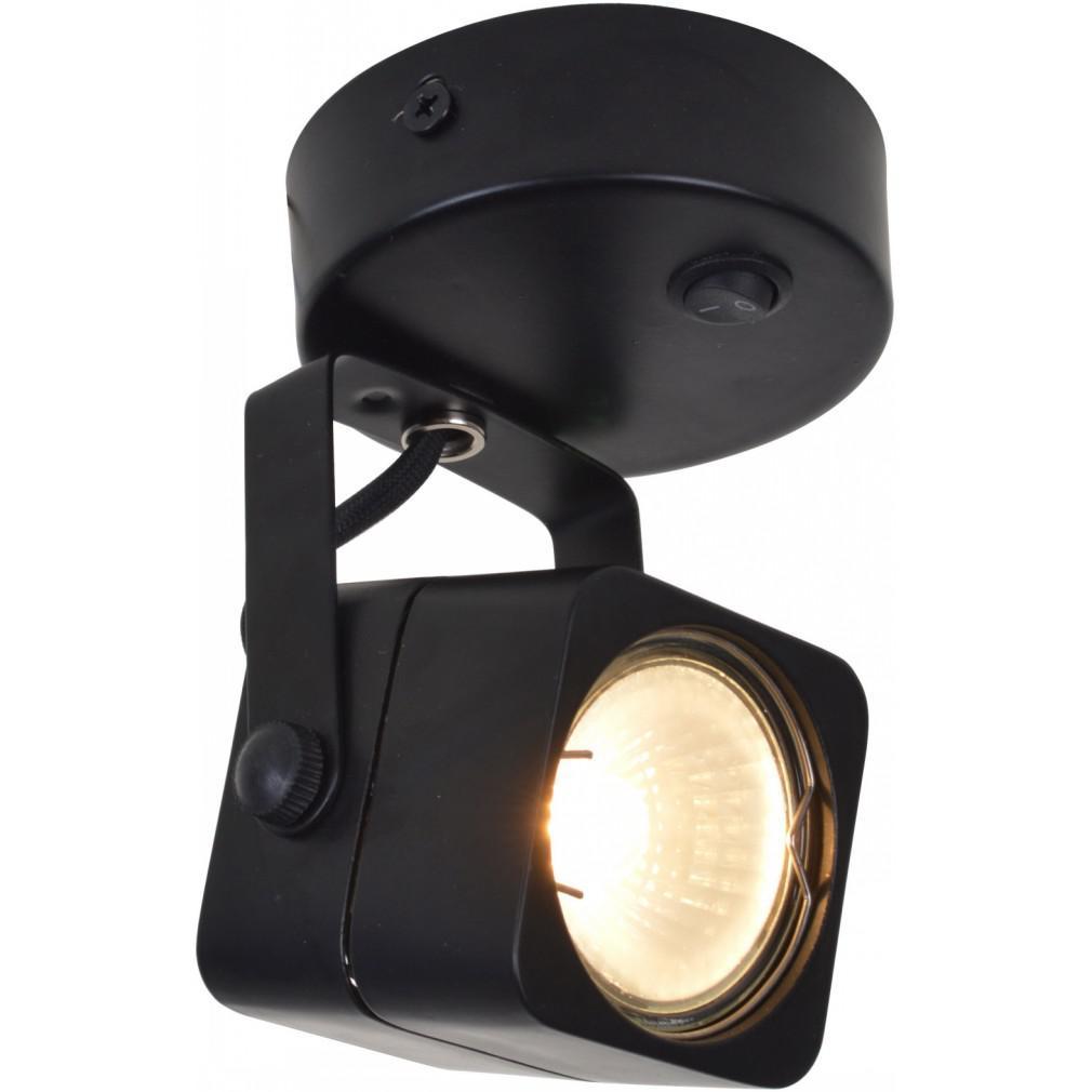 Светильник настенный Arte lamp A1314ap-1bk