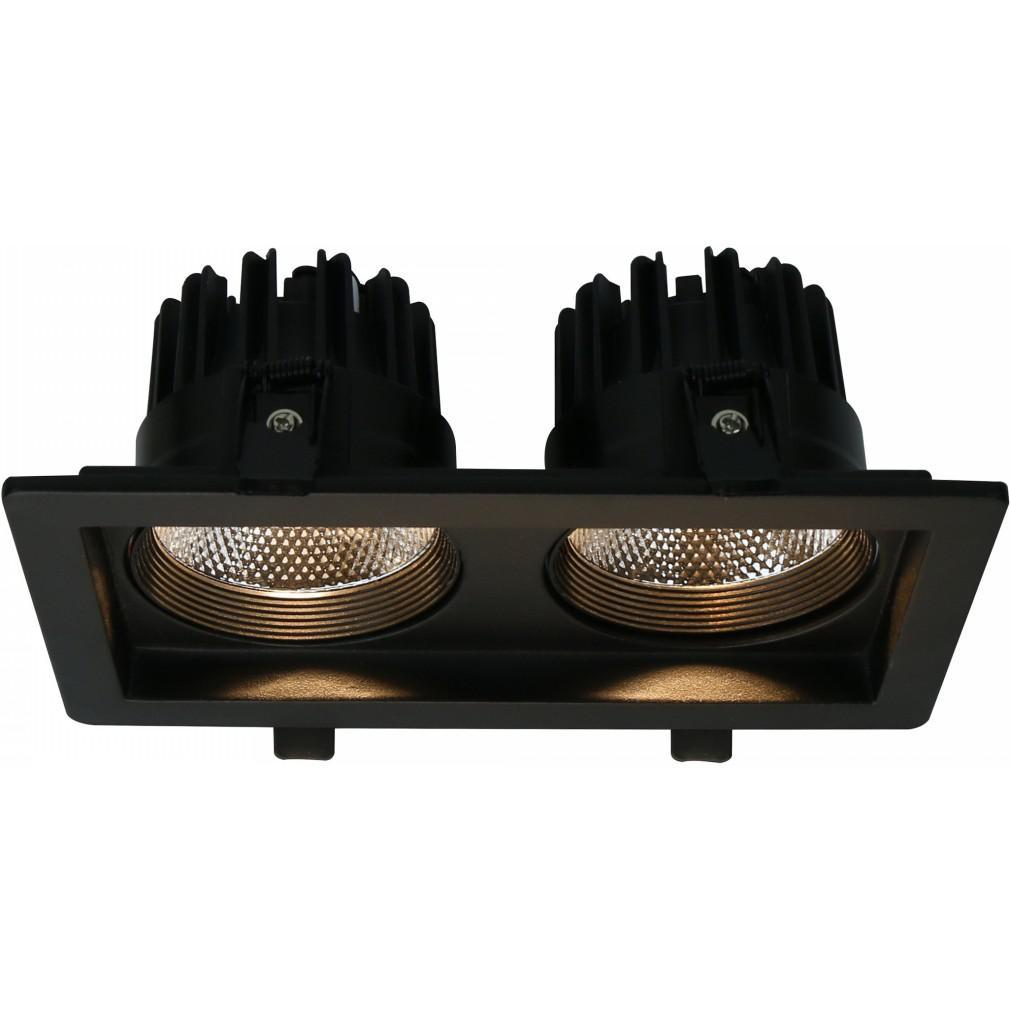 Светильник потолочный Arte lamp A7007pl-2bk
