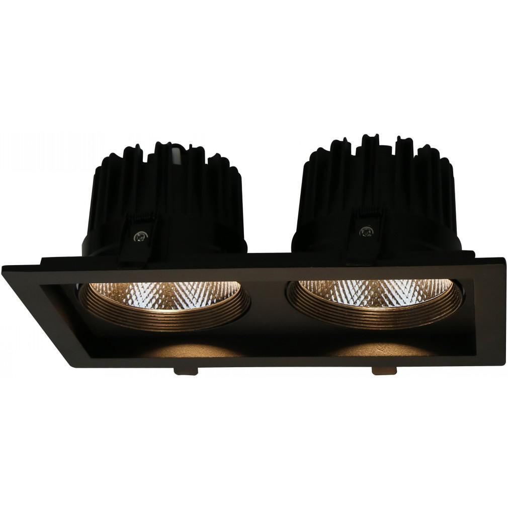 Купить Светильник потолочный Arte lamp A7018pl-2bk