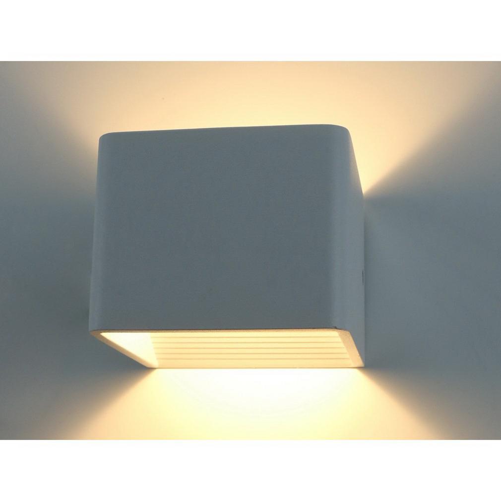 Светильник настенный Arte lamp A1423ap-1wh