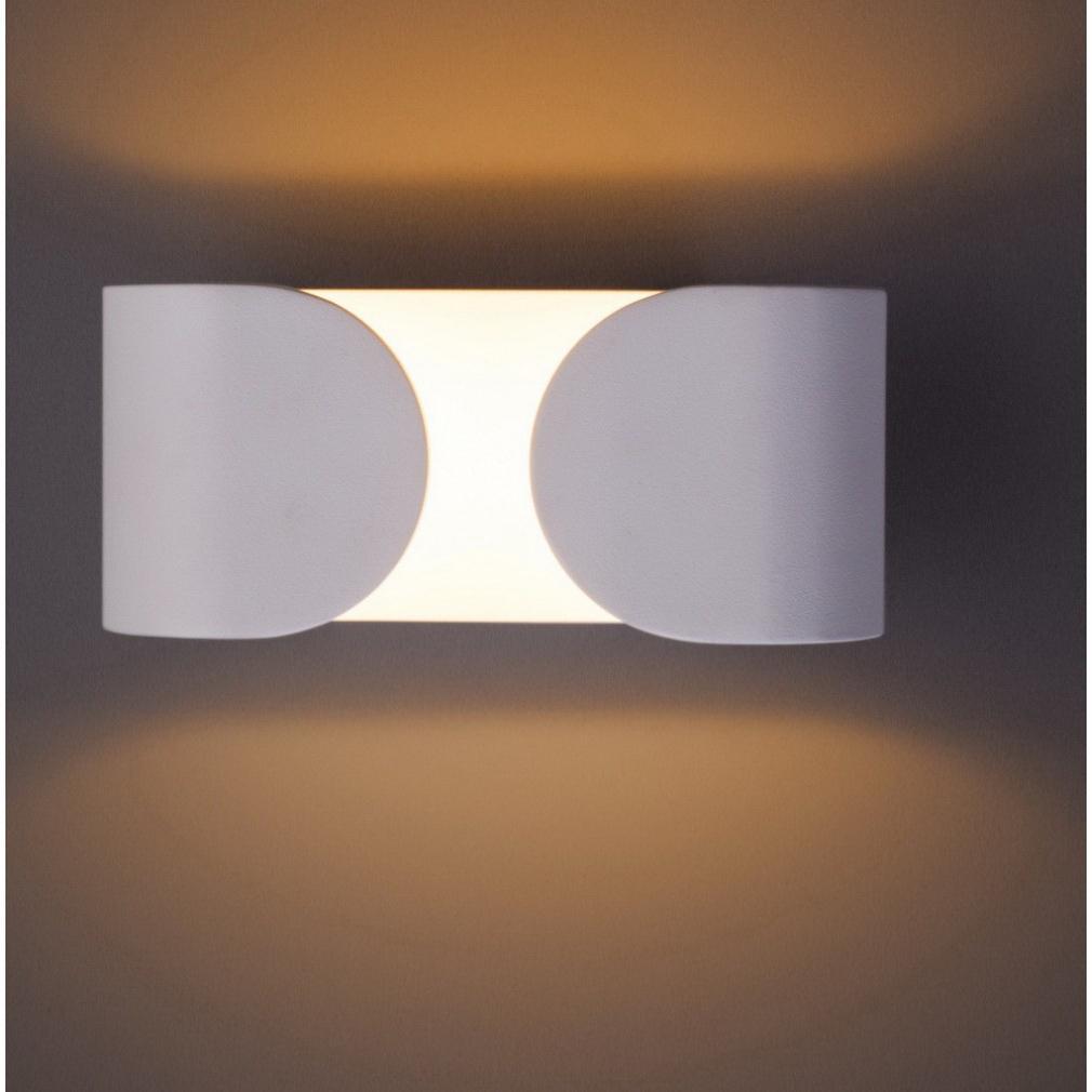 Светильник настенный Arte lamp A1419ap-1wh