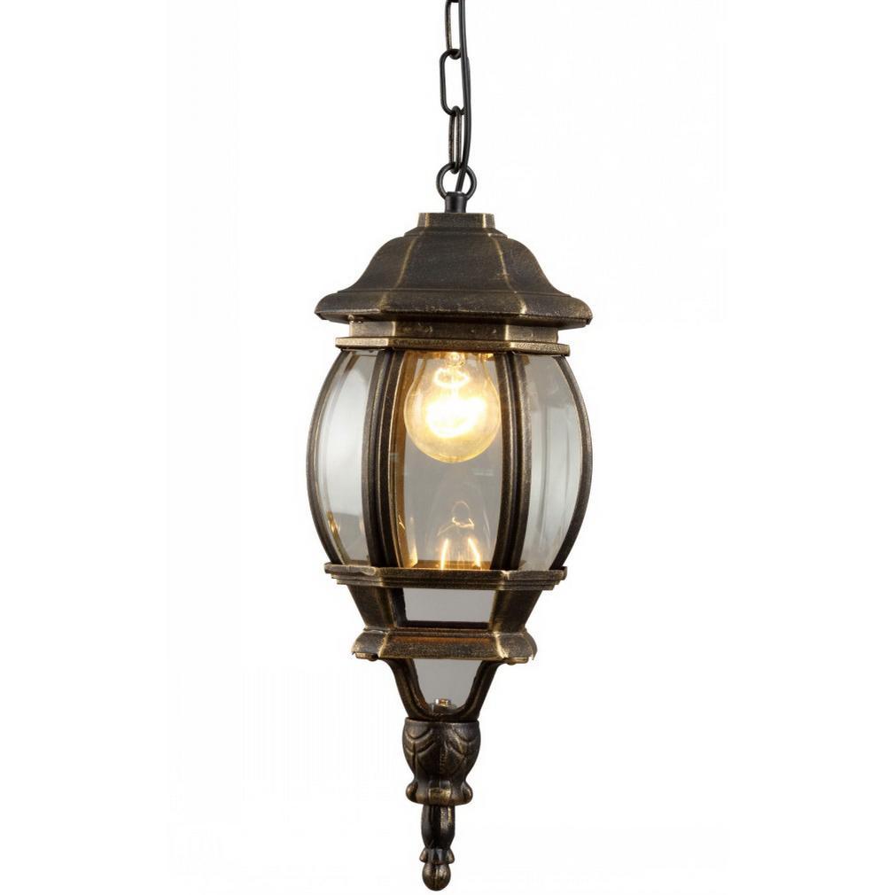 Светильник уличный Arte lamp A1045so-1bn все цены
