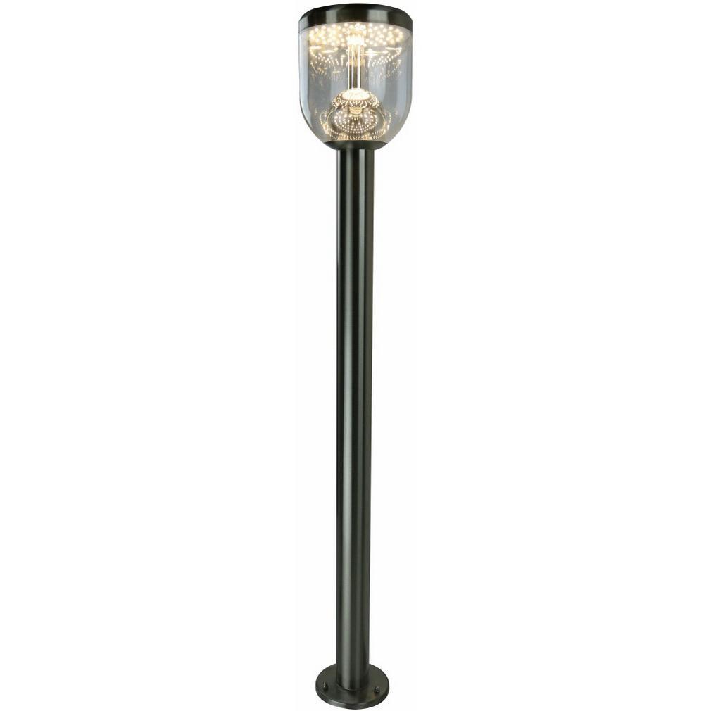 Светильник уличный Arte lamp A8163pa-1ss светильник уличный arte lamp salire a3158pa 1ss