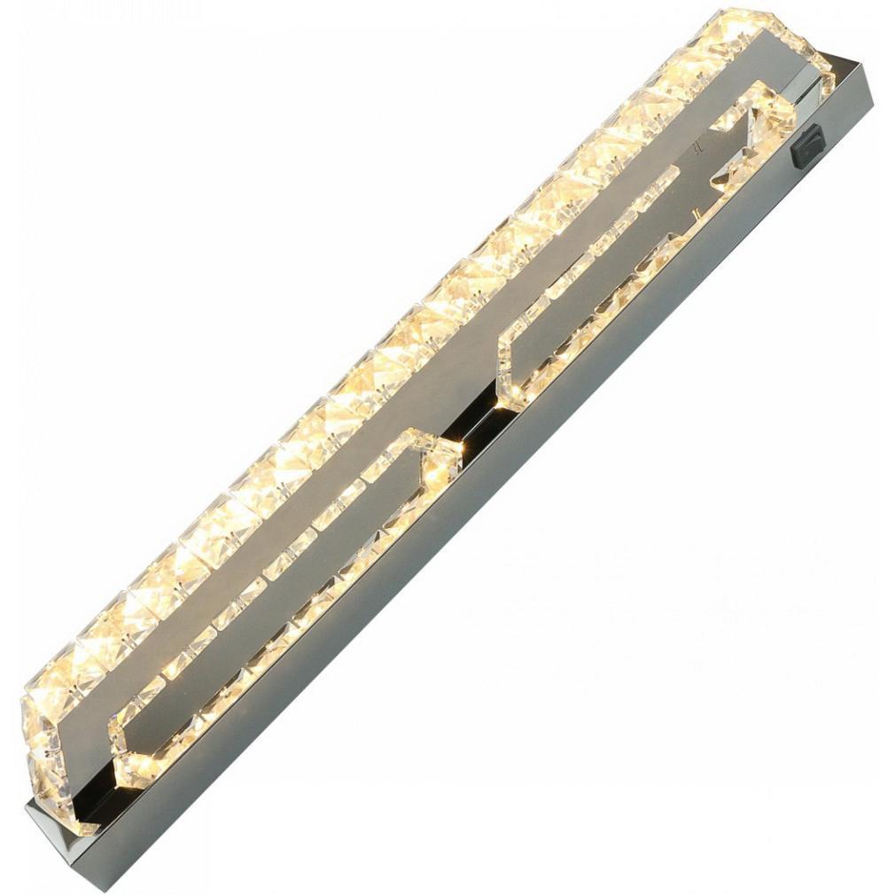 Светильник настенный Arte lamp A1414ap-1cc бра arte lamp treno 1 х led 14 w a1414ap 1cc