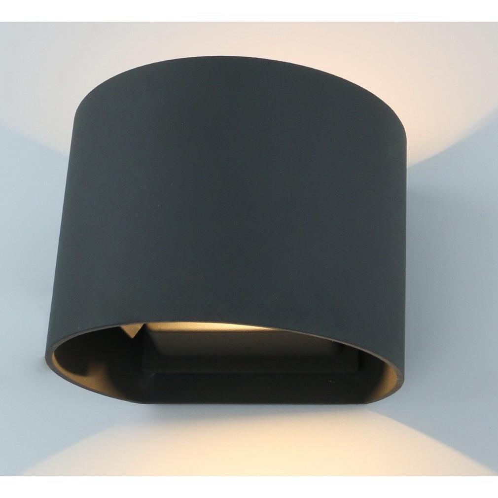 Светильник настенный Arte lamp A1415al-1gy светильник настенный arte lamp a1415al 1wh