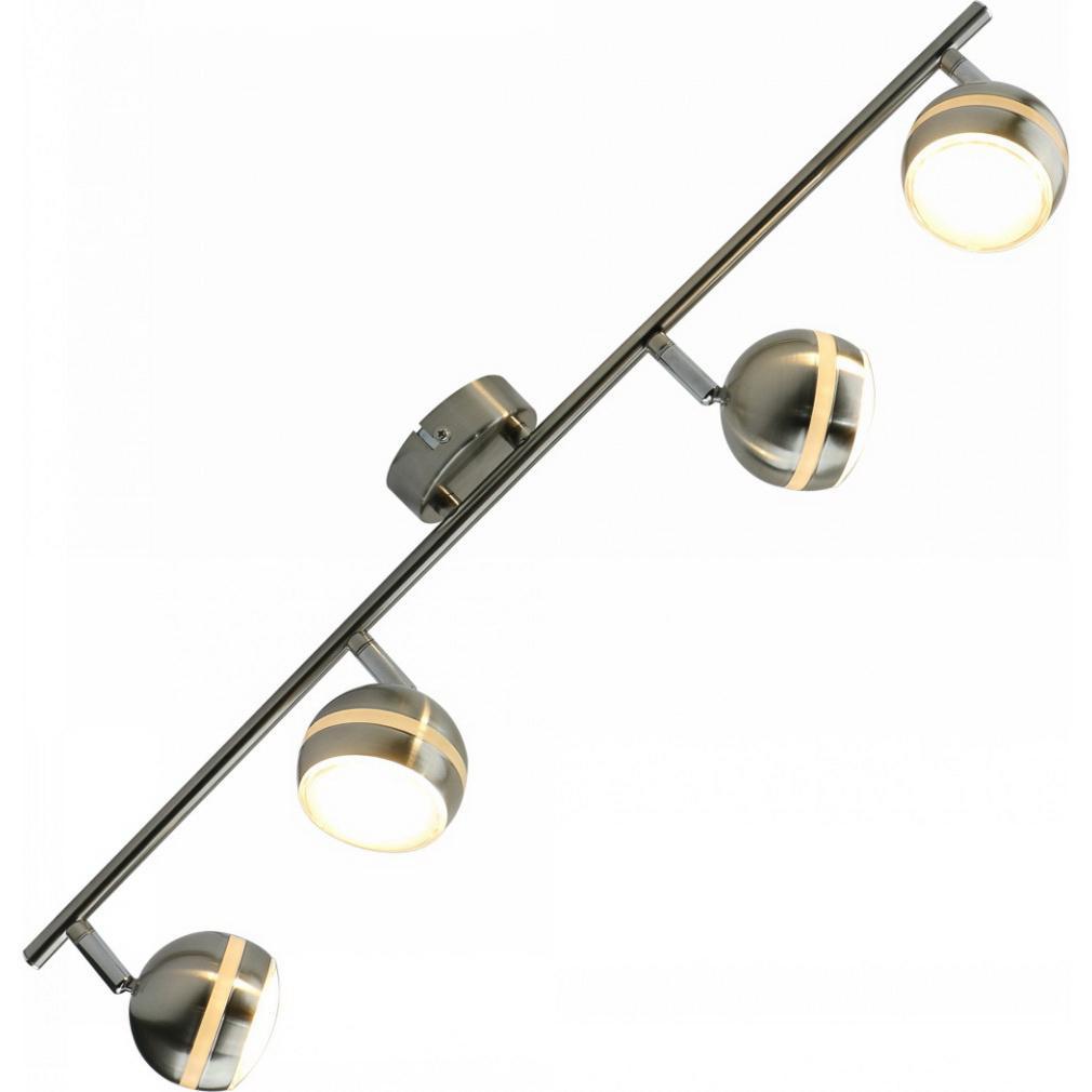 Светильник потолочный Arte lamp A6009pl-4ss