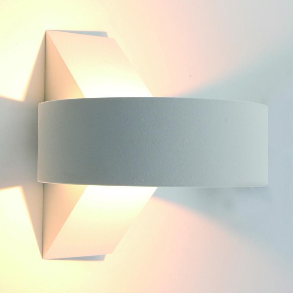Светильник настенный Arte lamp A1705ap-1wh накладной светильник arte lamp a1705ap 1wh