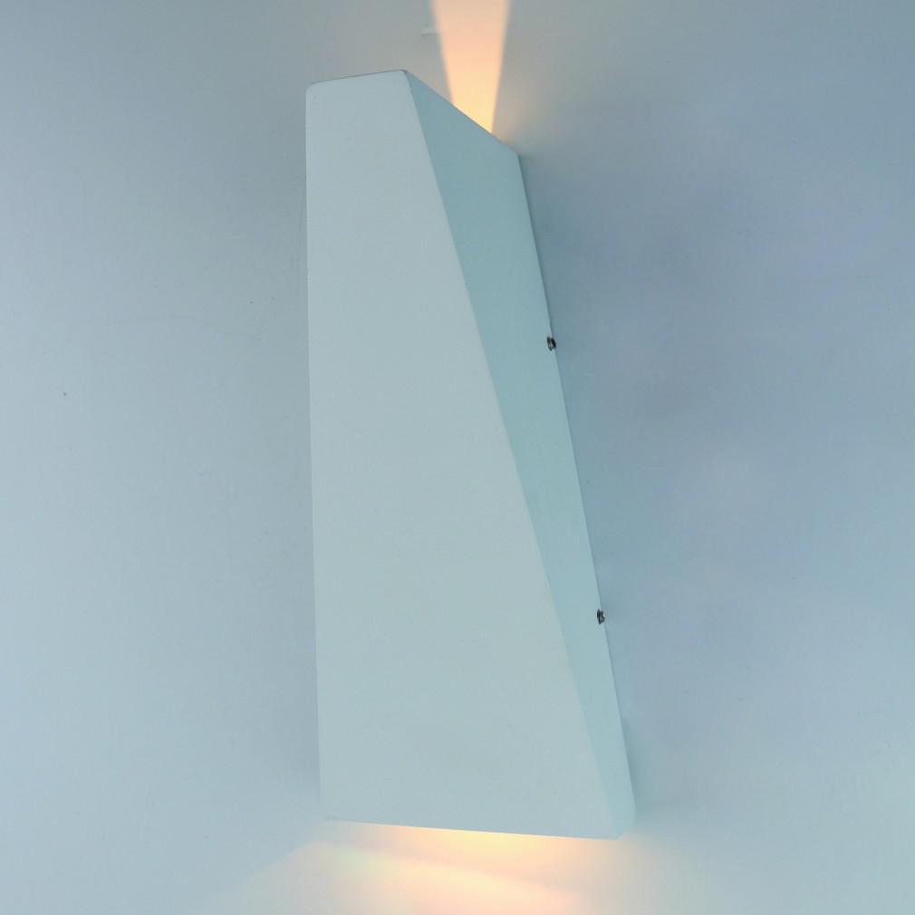 Светильник настенный Arte lamp A1524al-1wh