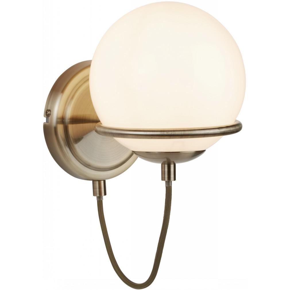 Светильник настенный Arte lamp A2990ap-1ab настенный светильник arte lamp interior a7107ap 1ab