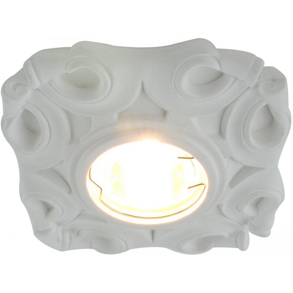 Светильник потолочный Arte lamp A5305pl-1wh встраиваемый светильник arte lamp contorno a5305pl 1wh