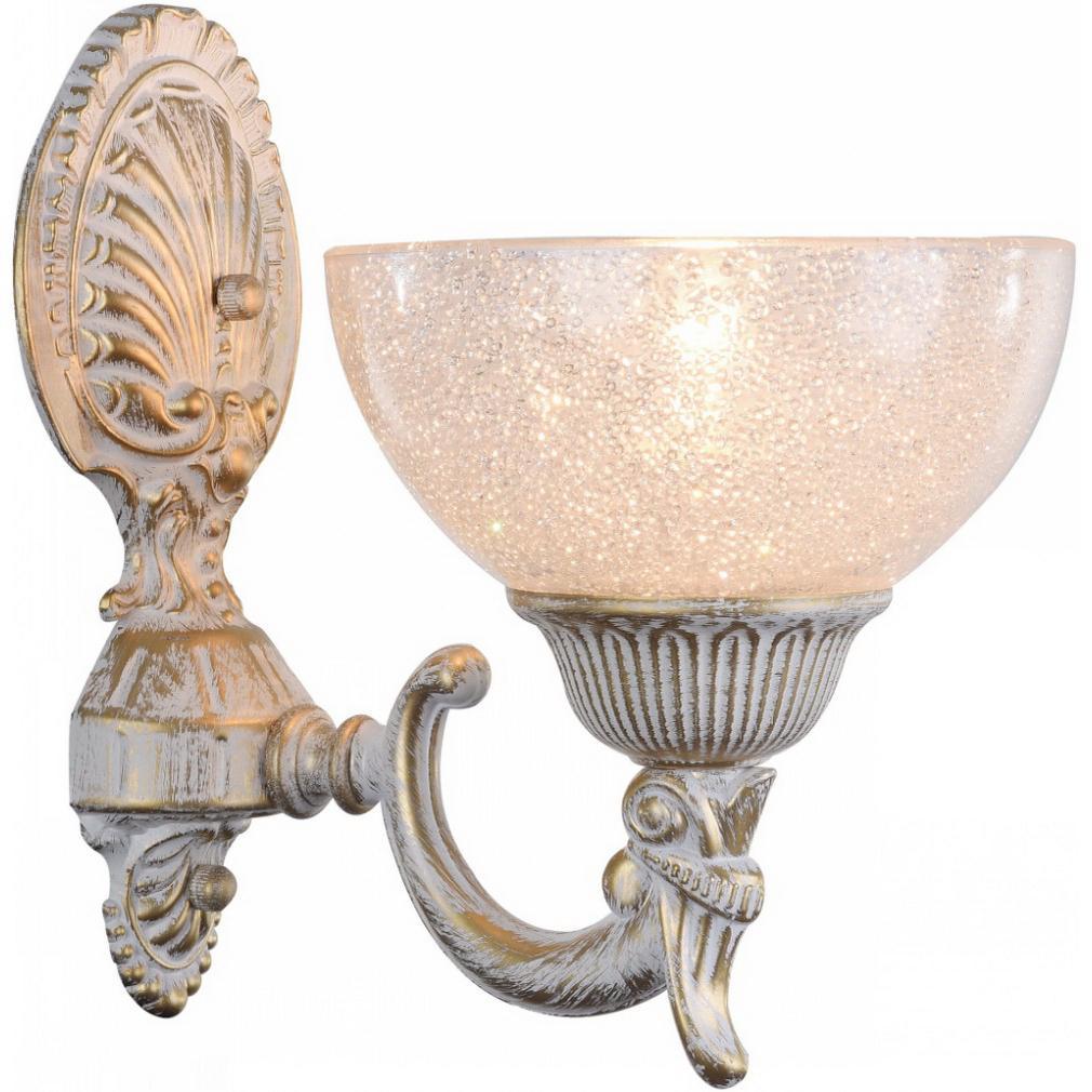 Светильник настенный Arte lamp A5861ap-1wg  - Купить