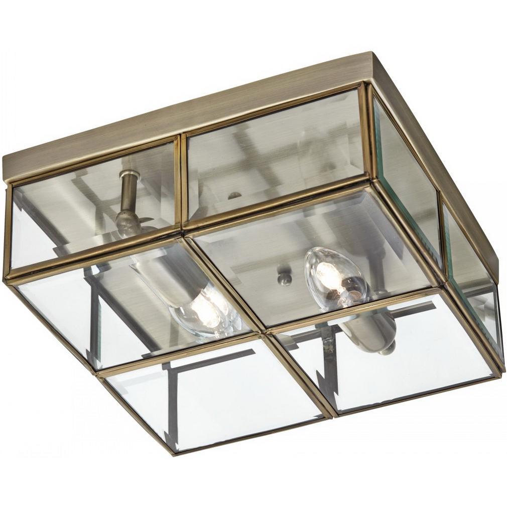 Светильник потолочный Arte lamp A6769pl-2ab накладной светильник arte lamp scacchi a6769pl 2cc