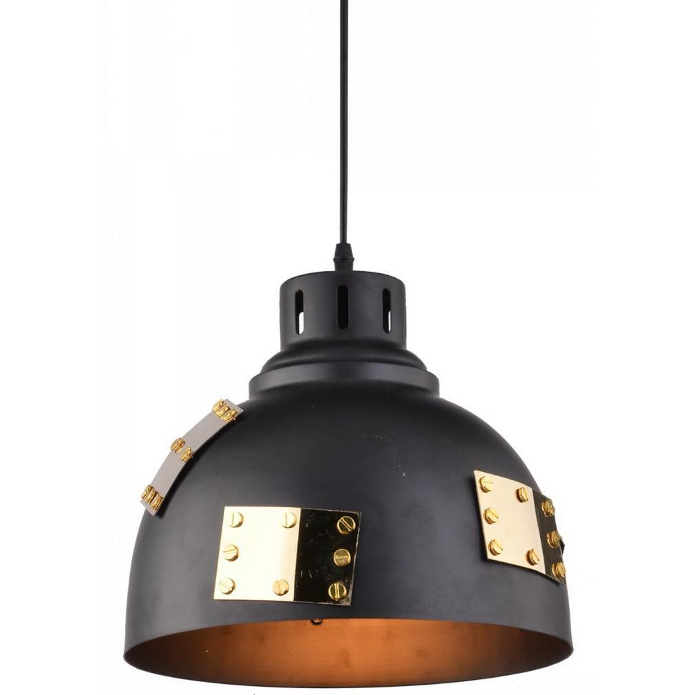 Светильник подвесной Arte lamp A6024sp-1bk