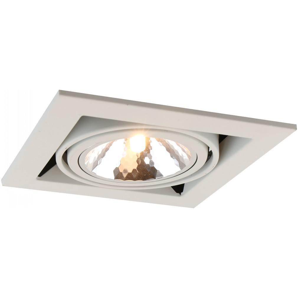 Светильник потолочный Arte lamp A5949pl-1wh