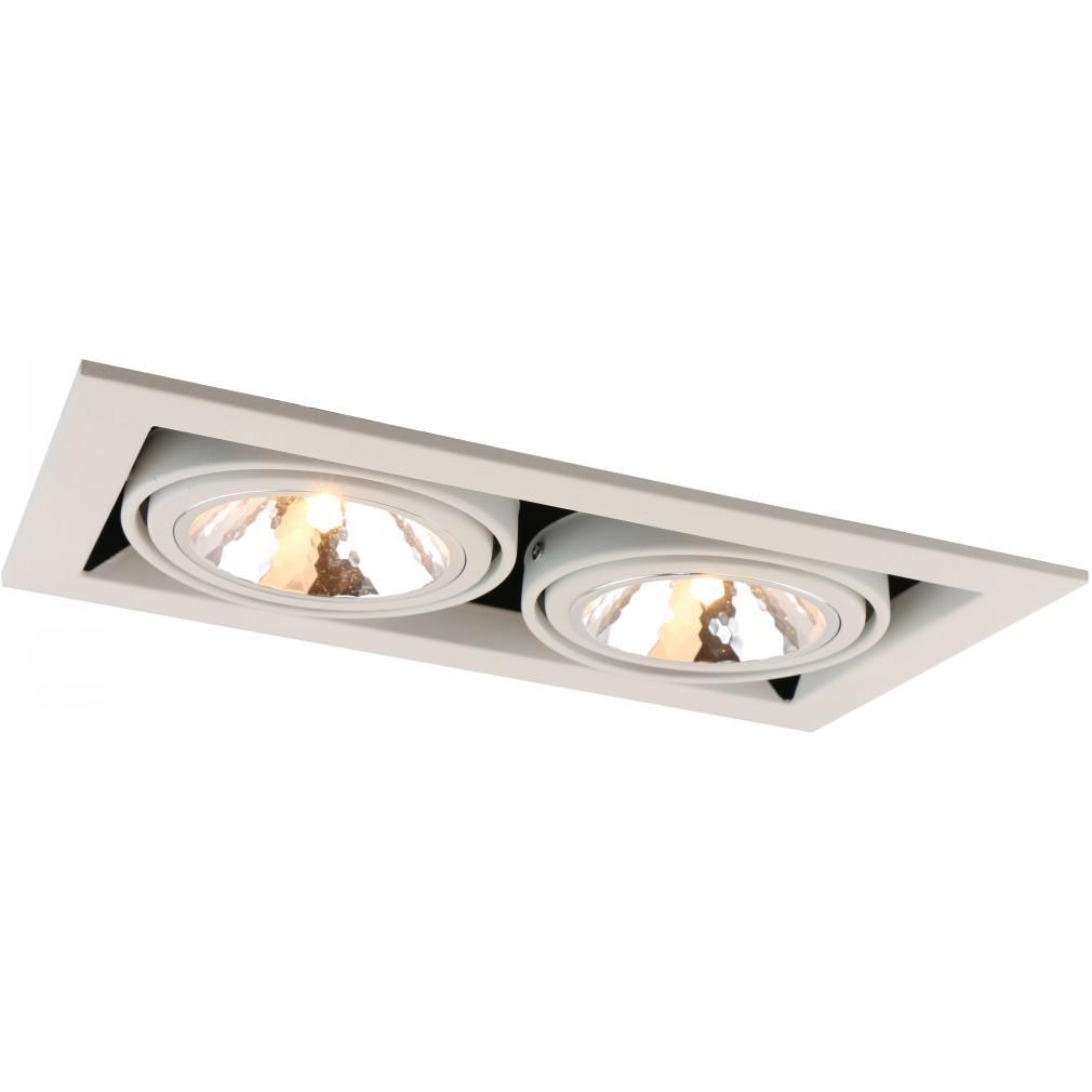 Светильник потолочный Arte lamp A5949pl-2wh