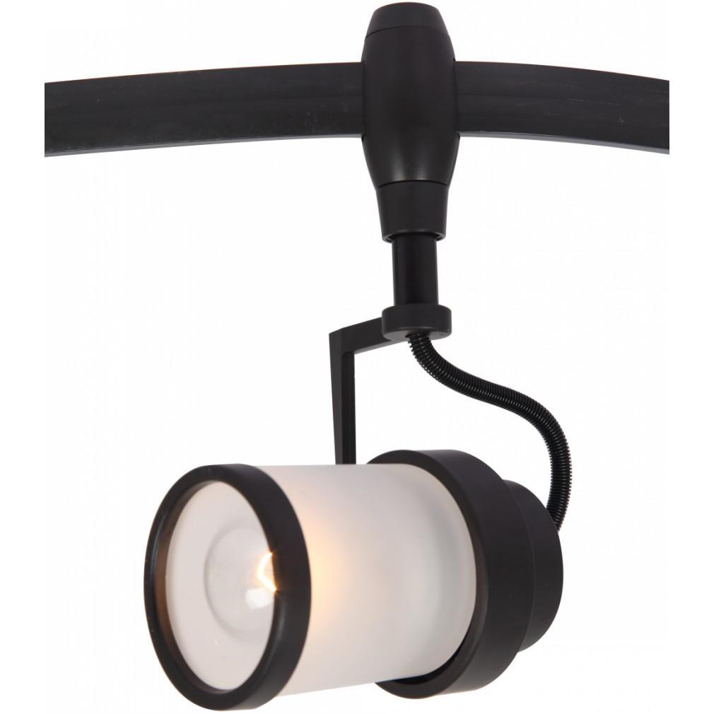 Светильник потолочный Arte lamp A3056pl-1bk
