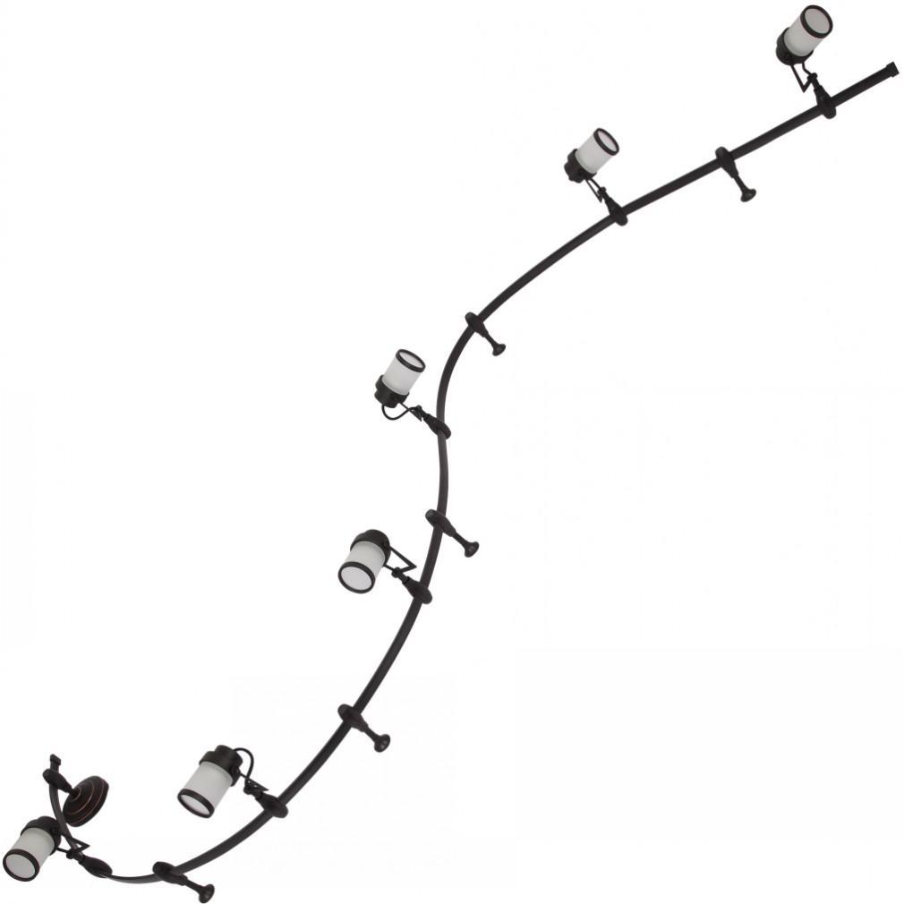 Светильник потолочный Arte lamp A3056pl-6bk
