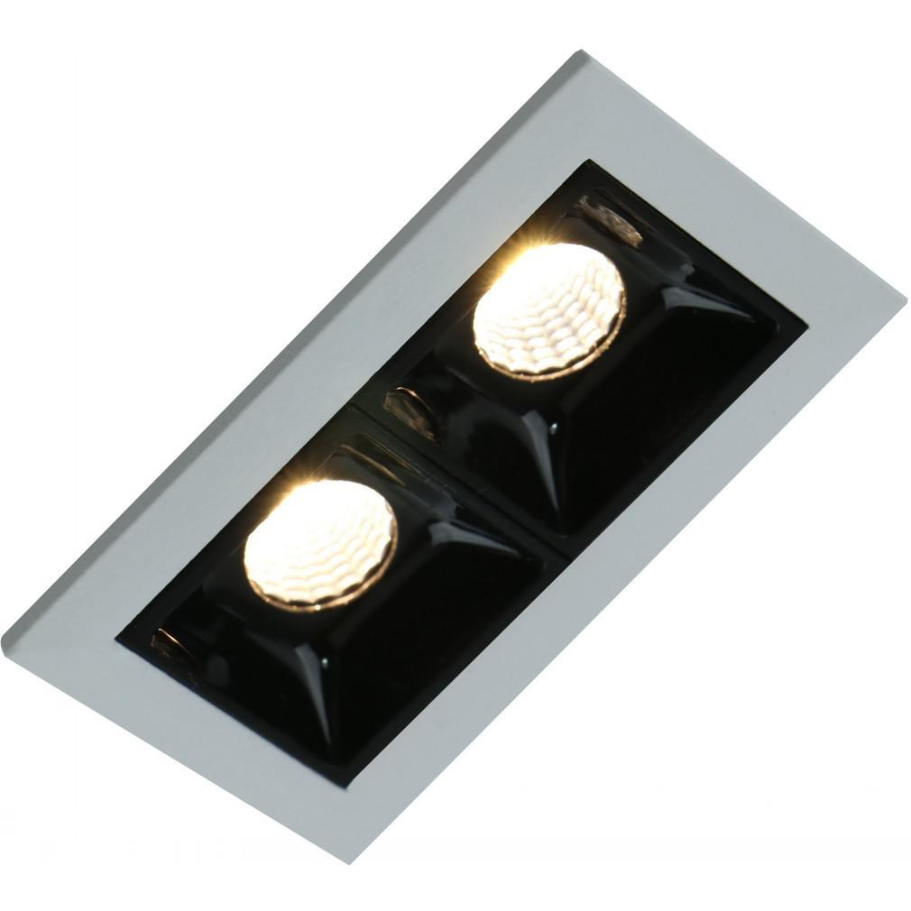 Светильник потолочный Arte lamp A3153pl-2bk