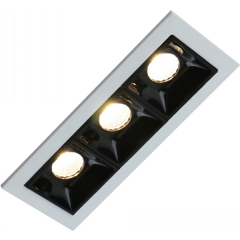 Купить Светильник потолочный Arte lamp A3153pl-3bk