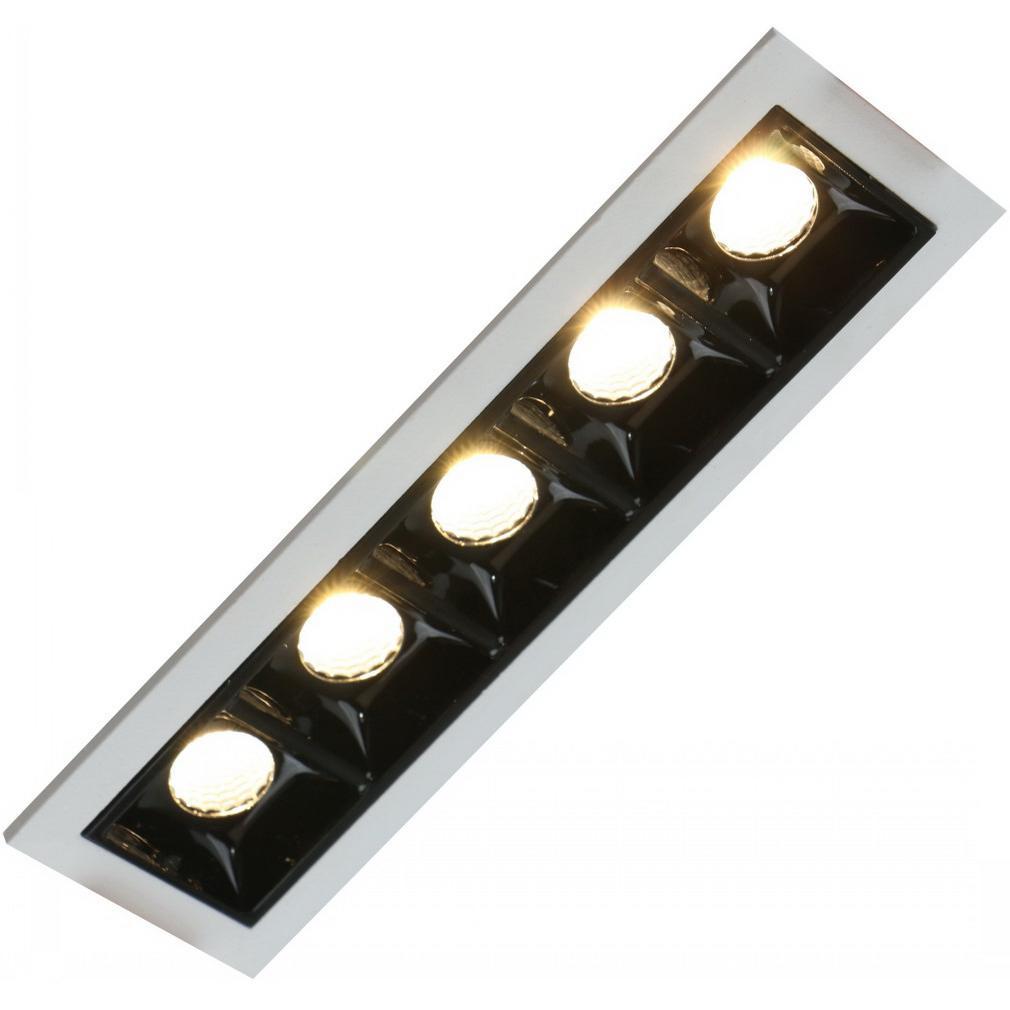 Светильник потолочный Arte lamp A3153pl-5bk